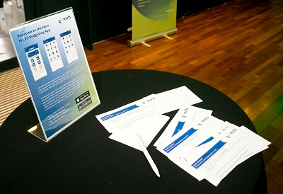 Launch and feedback sessions on the new MABS Budgeting App (Available from the Google Play and Apple App Store)