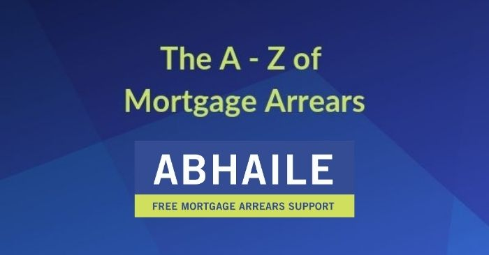 a to z mortgage arrears graphic