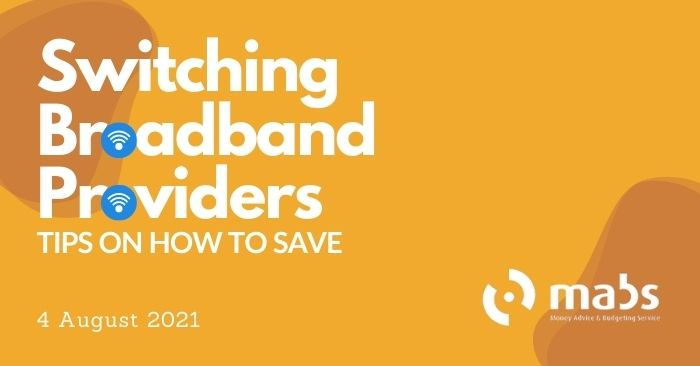 banner post on blog for switching broadband providers