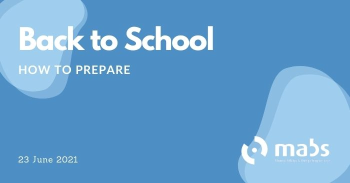 banner for post for back to school how to prepare