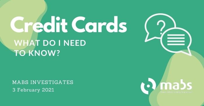 banner for post for credit cards mabs investigates