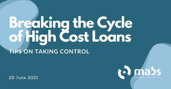 banner for post for breaking the cycle of high cost loans