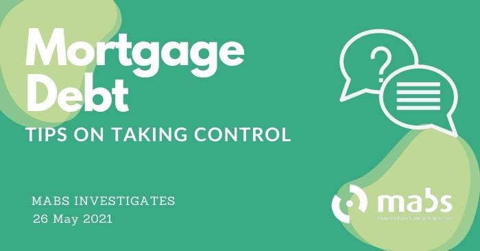 banner for post for mabs investigates mortgage debt