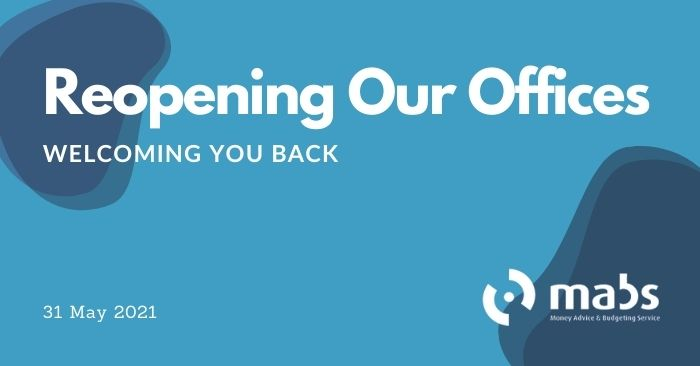 banner for post on reopening our offices