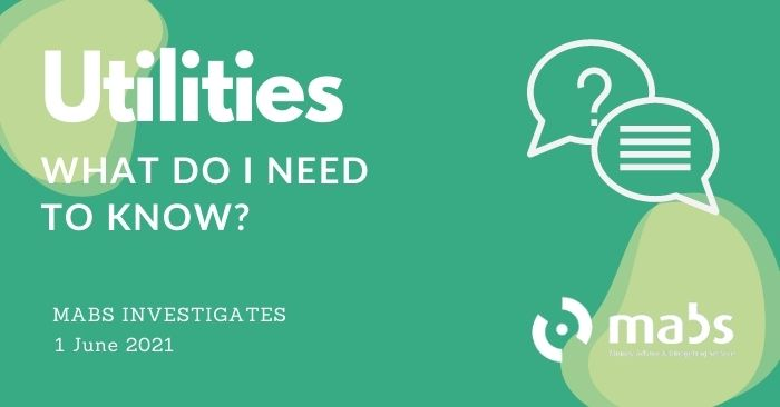 banner for post for utilities mabs investigates